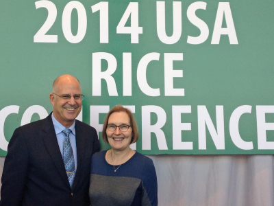 RES Director wins Rice Industry Award