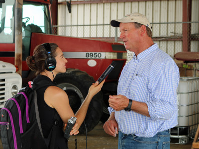 Coordinating drought messages and commitment pay off in telling our story