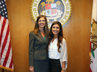 CRC Welcomes Our Summer Intern – Lauren LaGrande