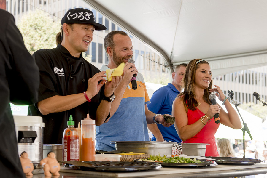 The farm to fork festival on the Capitol Mall, Saturday, September 26, 2015. Photo Brian Baer