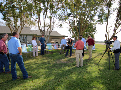 Environmental Stewardship highlighted at Drought Briefing