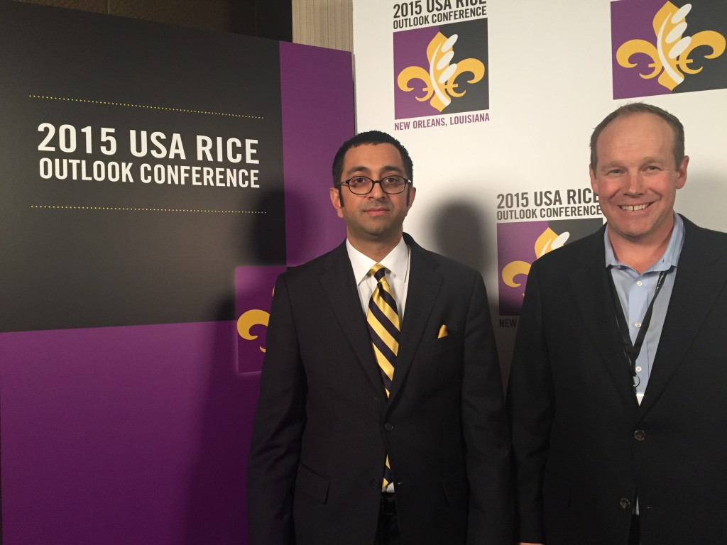 Two Californians selected for USA Rice Leadership Class