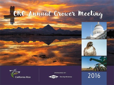 CRC Grower Meetings to be held Thursday