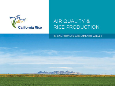 New CRC Air Quality Report is released