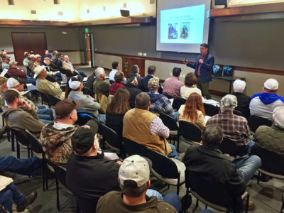 Grower Meeting dives deep on Policy, Farm Bill and Crop Insurance