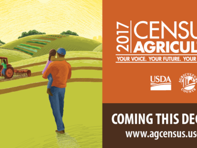 Census of Agriculture coming soon