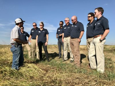 Rice Leadership Group gets firsthand look at California Rice