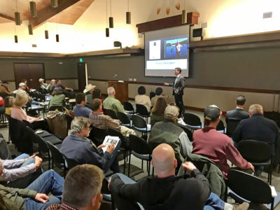 CRC Grower Meetings revealing – Everyone is talking about Trump