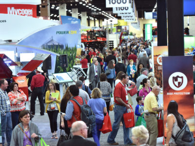 Massive Agricultural Convention and Trade Show coming to California