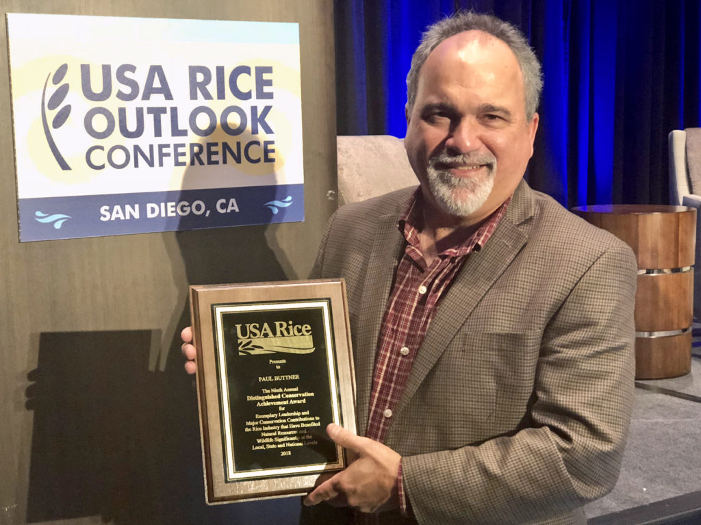 Californians win Conservation and Sustainability awards at Outlook Conference